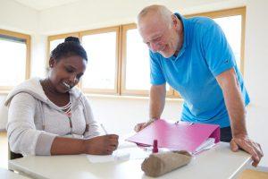 Individuelles Lerntraining nach lerntherapeutischem Konzept
